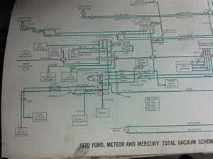 1969 Galaxie Vacuum Diagram