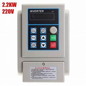 2 2kw 220v Single Phase Input Three Phase Out Inverter