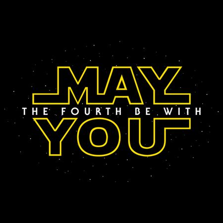 Mat The 4th Be With You - may the fourth be with you neatoshop
