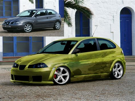 Seat Ibiza Tuning by The Total Tuning Seat Ibiza