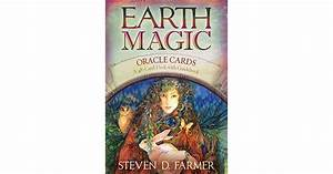 Earth Magic Oracle Cards A 48 Card Deck And Guidebook