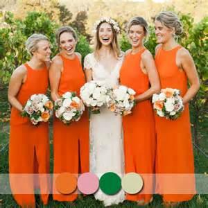 fall color bridesmaid dresses top 6 most flattering bridesmaid dress colors in fall 2014 2015 tulle chantilly wedding