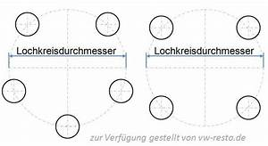 Lochkreis Berechnen 5 Loch : r derwelt oder auch rad felge reifen vw resto ~ Themetempest.com Abrechnung