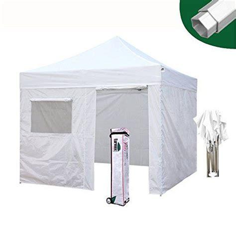 eurmax pro    ez pop  canopy party tent high commercial grade full aluminum frame