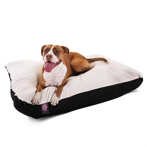 orthopedic pet bed with bolster review majestic pet rectangle pet bed dogs recommend