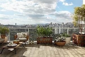 Bac A Fleur Balcon : id e d co avec plantes de balcon m me pendant l 39 hiver ~ Teatrodelosmanantiales.com Idées de Décoration