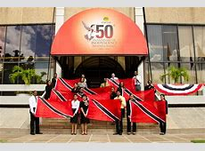 Fly your Trinidad & Tobago flag with pride! ANSA McAL