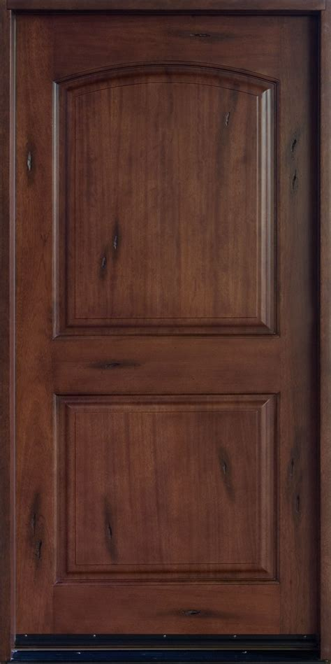 solid wood exterior doors front door custom single solid wood with mahogany