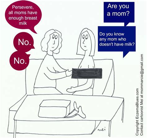 Mom Needyzz Cartoon Seriously Ms Lactation Consultant