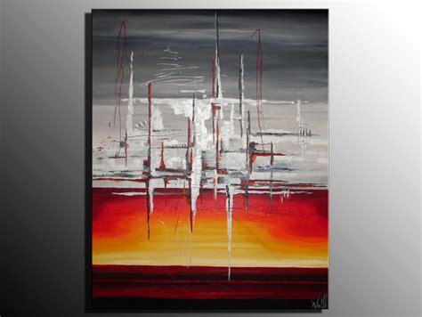 tableau peinture abstraite contemporaine