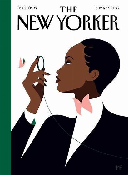 Yorker Illustration Malika Favre Eustace Tiphaine February