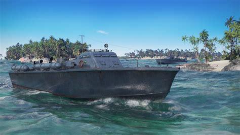 Pt Boat Elco by Artstation Elco 77 Ft Pt Boat Gleb Kosheyev