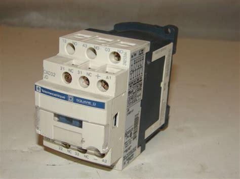 telemecanique square d cad32jd lad4tbdl contactor xlnt ebay