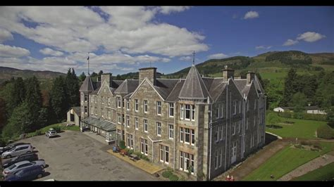 pitlochry hydro hotel coast country hotels youtube