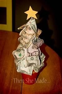 Money Tree- Homemade Christmas present idea. - Living on a ...