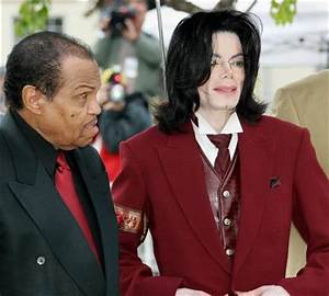 Michael And His Father, Joseph - Michael Jackson Photo ...