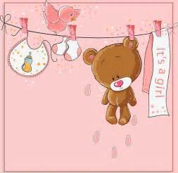 Ideas Para Invitaciones De Baby Shower by Invitaci 243 N Baby Shower Ni 241 A De Oso Muy Sencillo