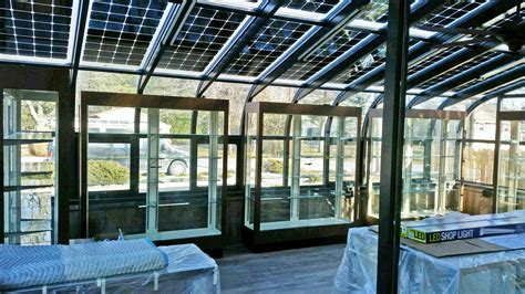Solar Canopies & Awning Systems