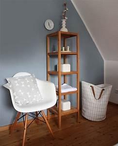 Grau Blaue Wand : farben im schlafzimmer sch ner wohnen ~ Watch28wear.com Haus und Dekorationen