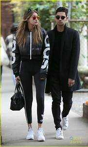 Gigi Hadid Wears Cat Ears On Halloween | Photo 887377 ...