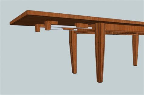 dining table construction plans woodwork diy extendable dining table plans pdf plans