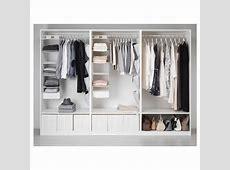 PAX Wardrobe Whitebergsbo vikedal 300x60x201 cm IKEA