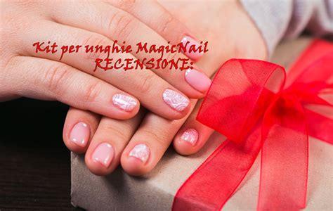 lada per unghie prezzi kit per ricostruire le unghie magicnail funziona