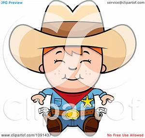 Little Cowboy Clipart - Clipart Suggest