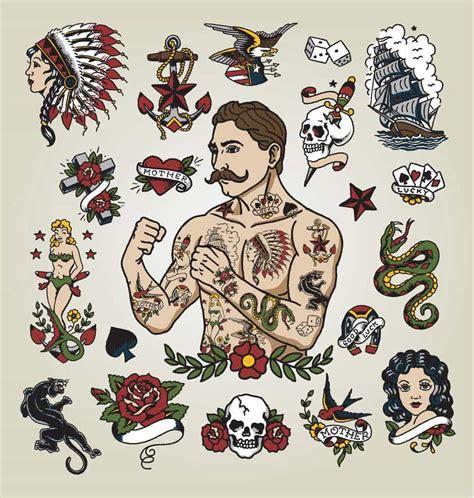 American Traditional Tattoo  Skin Factory Tattoo & Body