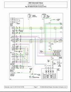 2007 Chevy Impala Radio Wiring Diagram