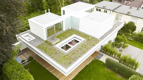 house roof garden the distinct and simple rooftop garden of house s home design lover
