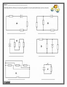 worksheets on pinterest With parallel circuits for kids interactive