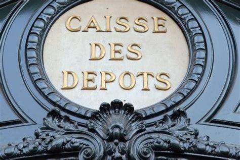 caisse des depots adresse siege la caisse des dépôts se réorganise pour être plus quot moderne