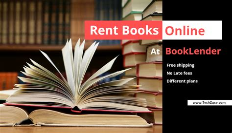 Rent Books Online Best Site To Rent Books Online Without Any Late Fees Free