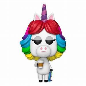 Rainbow Unicorn Pop! Vinyl Figure by Funko - Inside Out ...  Pop