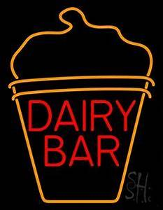 1000 images about Dairy Neon Signs on Pinterest