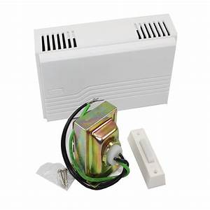 Broan Nutone 971 White Front Door Bell Doorbell Accessory Chime Kit
