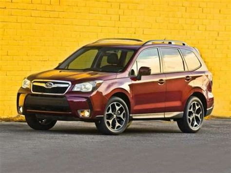 2016 Subaru Forester Models, Trims, Information, And