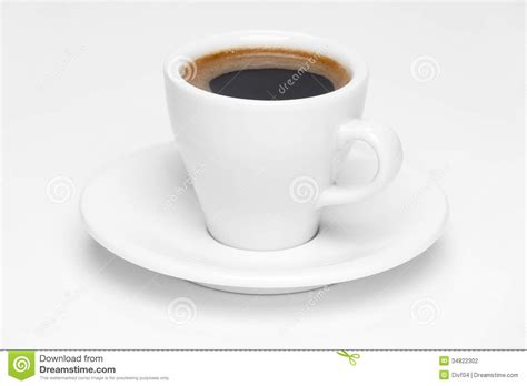 Cup Of Espresso Coffee Stock Photo. Image Of White Coffee Benefits Hair White Kicker Dutch Bros Black And Queenstown In Weight Loss Green Bean Extract Brain Long Term Effects Reddit Expired