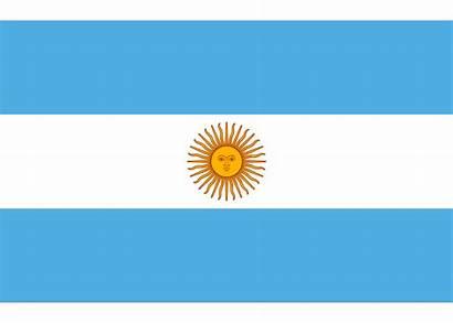 Bandera Argentina Mundo Banderas America