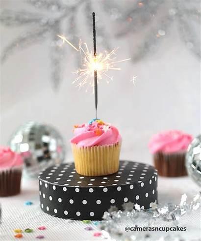 Birthday Happy Cake Cupcakes Feliz Cameras Hello