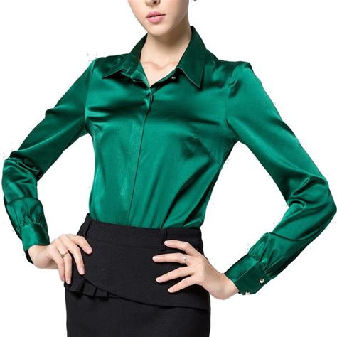 womens green blouse womens green satin blouse sleeveless blouse