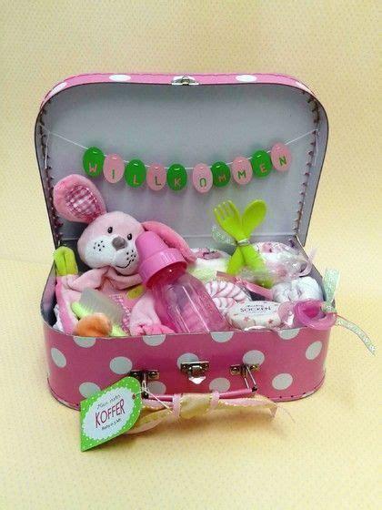 baby geschenke ideen baby erster koffer geschenkideen geschenke verpacken