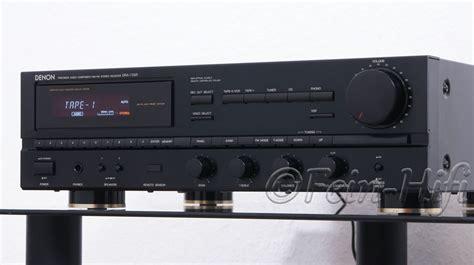 Denon Dra735r Stereo Receiver Mit 2x 130 W Din