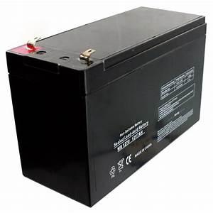 Batterie 12 Volts : pack of 2 12 volt 7 ah battery for mighty mule np7 12 12v ~ Farleysfitness.com Idées de Décoration