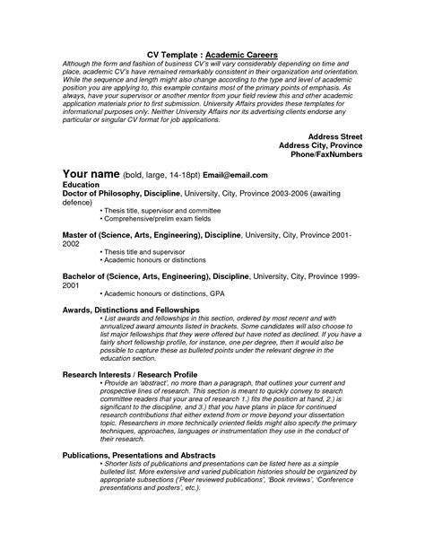 resume template free wordpad download cv templates academic http webdesign14 com