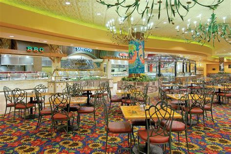 45 Million Remodel For Orleans French Market Buffet