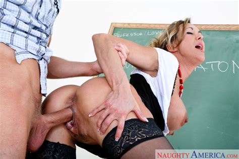 Brandi Love Danny Wylde In My First Sex Teacher