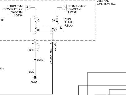 Ford Questions Fuel Pump Relay Cargurus