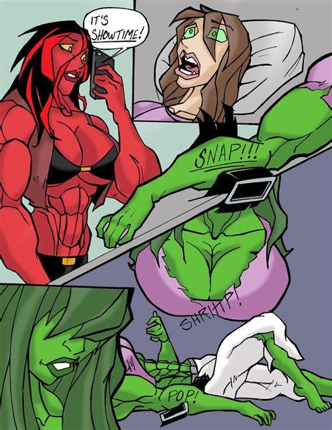 She Hulk Critical Evidence Part 2 And 3 Porn Comics